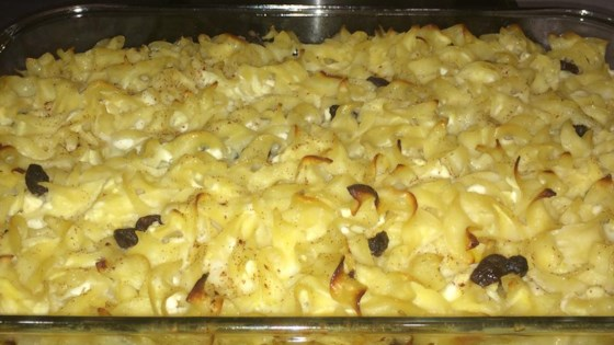 Photo of The Best Ever Classic Jewish Noodle Kugel  by Jewish Soul Food