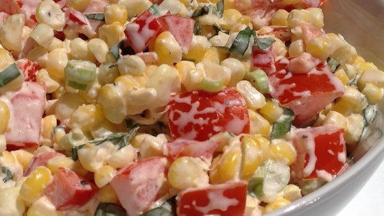 Photo of Refreshing Corn Salad by Jennifer Murray