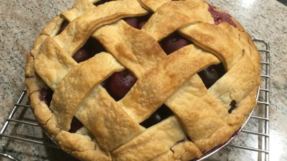 Photo of The Best Cherry Pie by pomfamilycooks