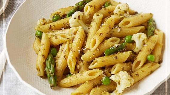 Photo of Peas and Pesto Pasta Primavera by Barilla