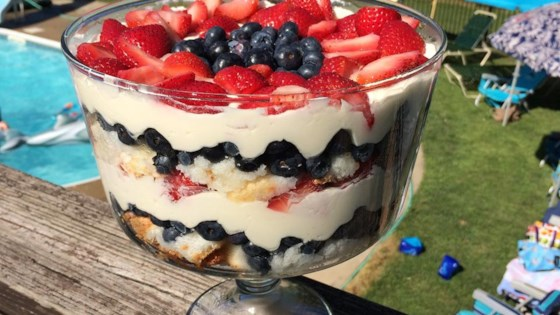 Photo of All American Trifle by Rachel Mehl