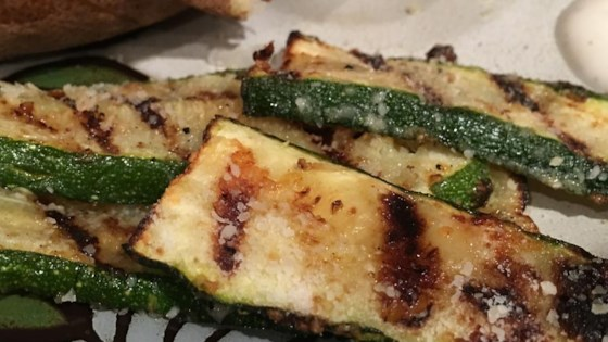 Photo of Grilled Parmesan Zucchini by Ann