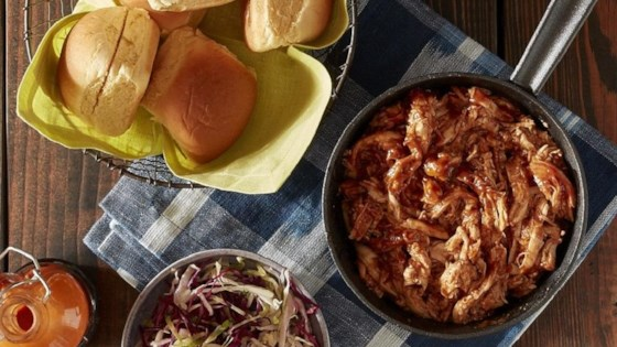 Photo of Pulled BBQ Chicken Sliders by Reynolds Kitchens®