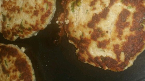 Photo of Cilantro Turkey Burgers by cwebb