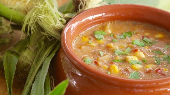 Photo of Summer Corn Chowder by KandyKates recipes