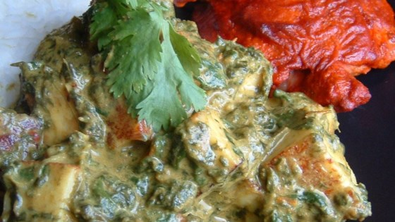 Photo of Absolutely Perfect Palak Paneer by MCFALONE
