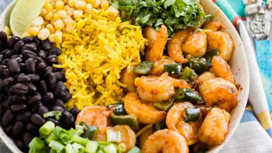 Photo of Chipotle Shrimp and Rice Bowl by Knorr®