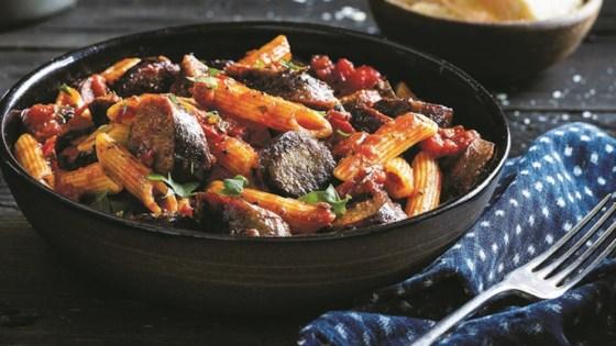 Italian Sausage Penne Recipe
