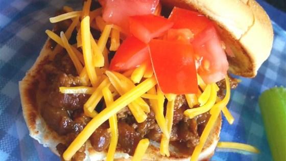 Photo of Taco Bean Burgers by Wrightone