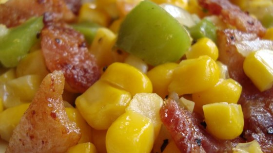 Photo of Skillet Fried Corn by Michele O'Sullivan