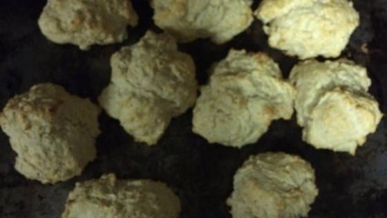 Photo of Whole Wheat Vegan Drop Biscuits by VegImprov