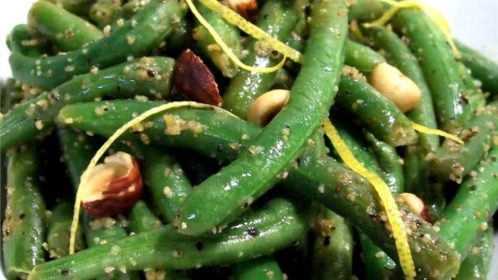Photo of Green Beans with Hazelnuts and Lemon by Christina