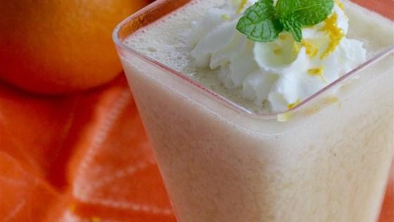 Photo of Banana-Orange Smoothie by bluebayou