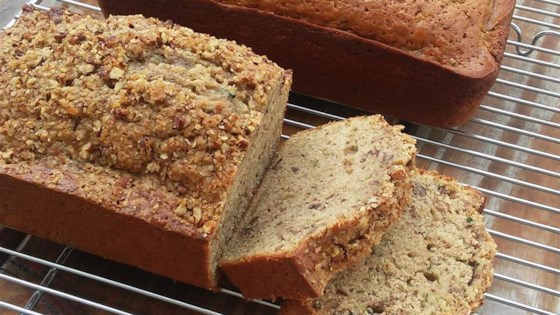 Photo of Mom's Spiced Zucchini Bread by carriekdevine