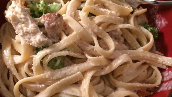 Photo of To Die For Fettuccini Alfredo by Michelle Barr