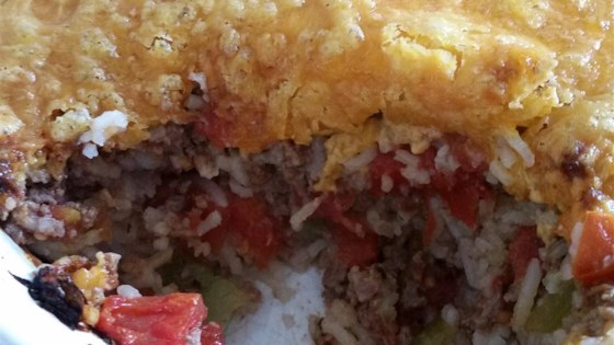 Photo of Ground Beef Casserole with Rice by Jennifer Shymanski