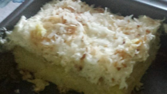 Photo of Toasted Coconut Cream Cake  by Anita Cornett