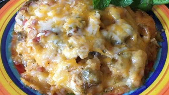 Photo of Hatch Chile Enchilada Pie by Seth Kolloen