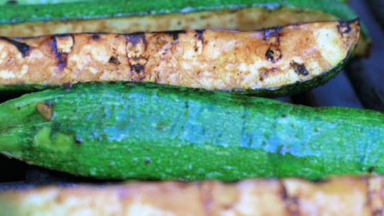 Photo of Marinated Grilled Zucchini  by FILEK