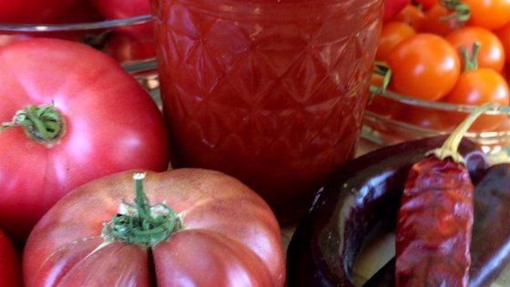 Photo of Spicy Cayenne Tomato Jam by CJ