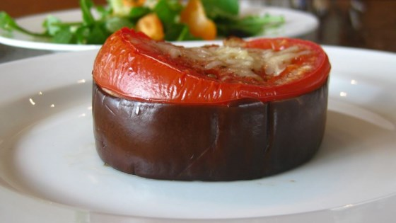Photo of Eggplant Tomato Bake by CADEAUX