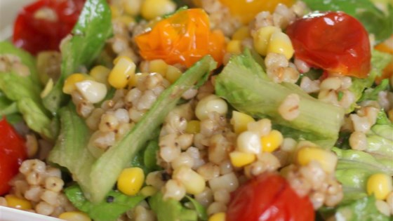 Photo of Barley Corn Salad by Krich727