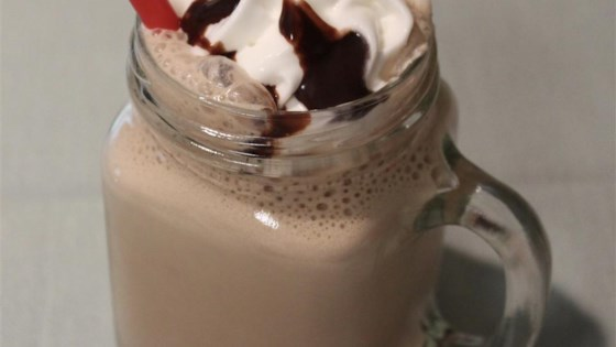 Photo of Blended Mocha Drink by Jessie Crosby