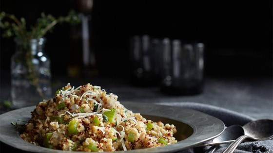 Photo of Sprouted Quinoa Savory Pilaf by truRoots®