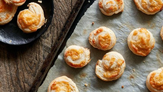 Photo of Spicy Garlic-Cheese Puffs by Cracker Barrel