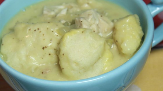 lighter chicken and dumplings review by syneva b