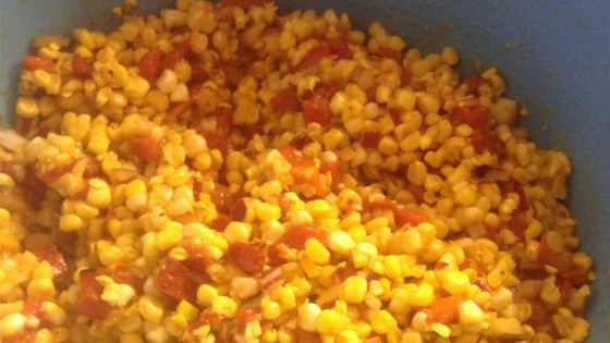 Photo of Red Pepper and Corn Relish by Christine L.