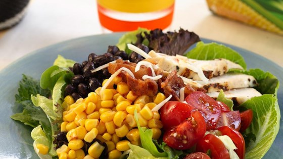 Photo of Mexican Chicken and Corn Salad by Iron Chef Donatella Arpaia