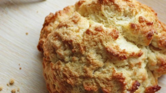Photo of Peach & Coconut Scones by Iron Chef Donatella Arpaia