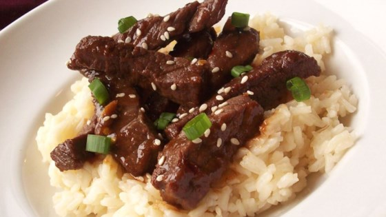 Photo of Super-Simple, Super-Spicy Mongolian Beef by Ang