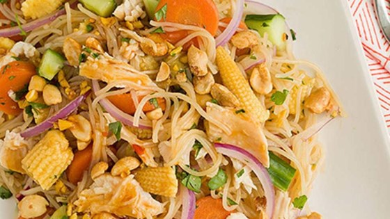 Photo of Malaysian Tangy Noodle Salad by Cans Get You Cooking®