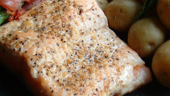 Photo of Lemon Garlic Salmon by Christine