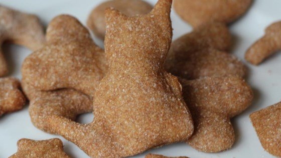 Photo of Brie's Banana and Honey Dog Treats by TheBritishBaker