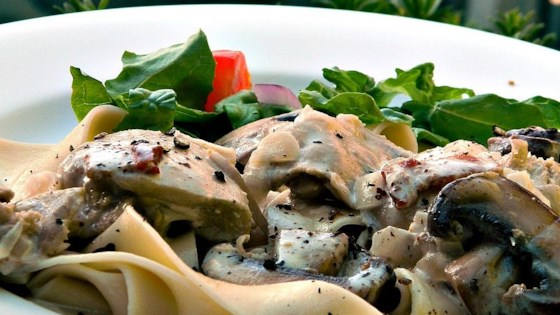 Photo of Coq au Riesling by Susan Case