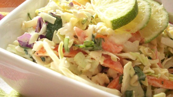 Photo of Smoked Chile Cole Slaw by Hellmann's® or Best Foods® Real Mayonnaise
