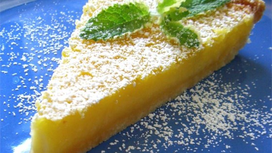 Photo of Tart Lemon Triangles by Melissa