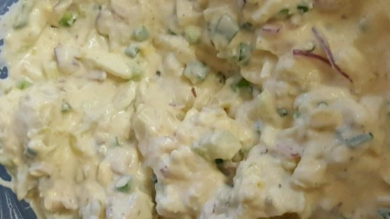 Photo of Curried Potato Salad by CoolChef