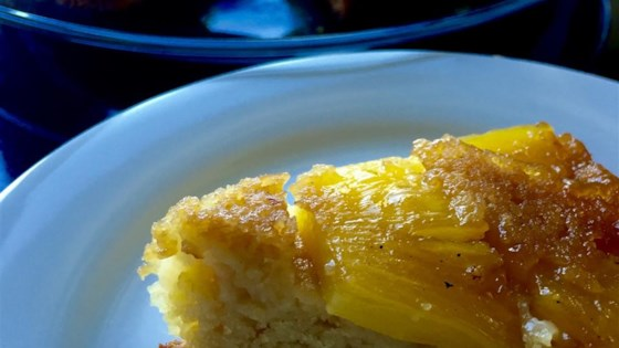 Photo of Fresh Pineapple Upside Down Cake by Veruschka