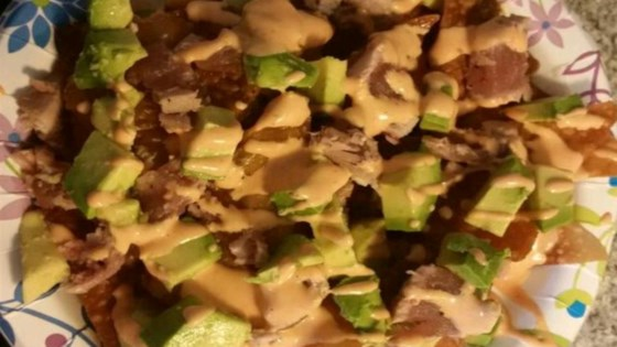 Photo of Ahi Nachos by avalonzpriestess