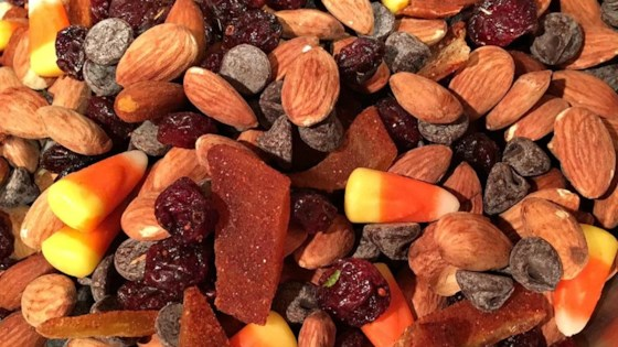 Photo of Superstar Spicy Sweet Trail Mix by Leslie Kelly