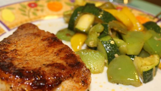 Photo of Cajun Spiced Pork Chops by danaleotx