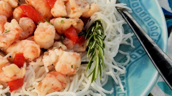 Photo of Fresh Rosemary Langostino Salad by Laura Violet