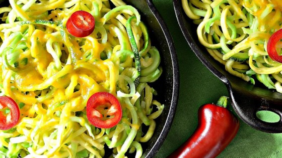 Cheese and Vegetable Noodle Medley