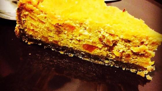 Photo of Sweet Potato Cheesecake Pie by Pawel Tulinski