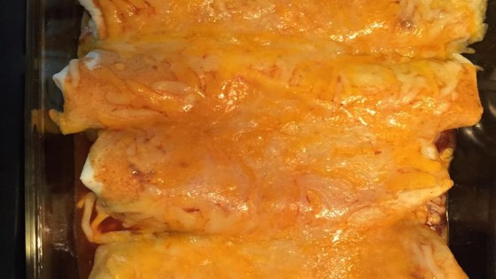 Photo of Black Bean and Sweet Potato Enchiladas by food guru