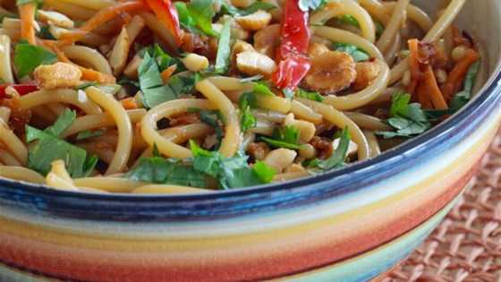 Oriental Cold Noodle Salad Recipe - Allrecipes com